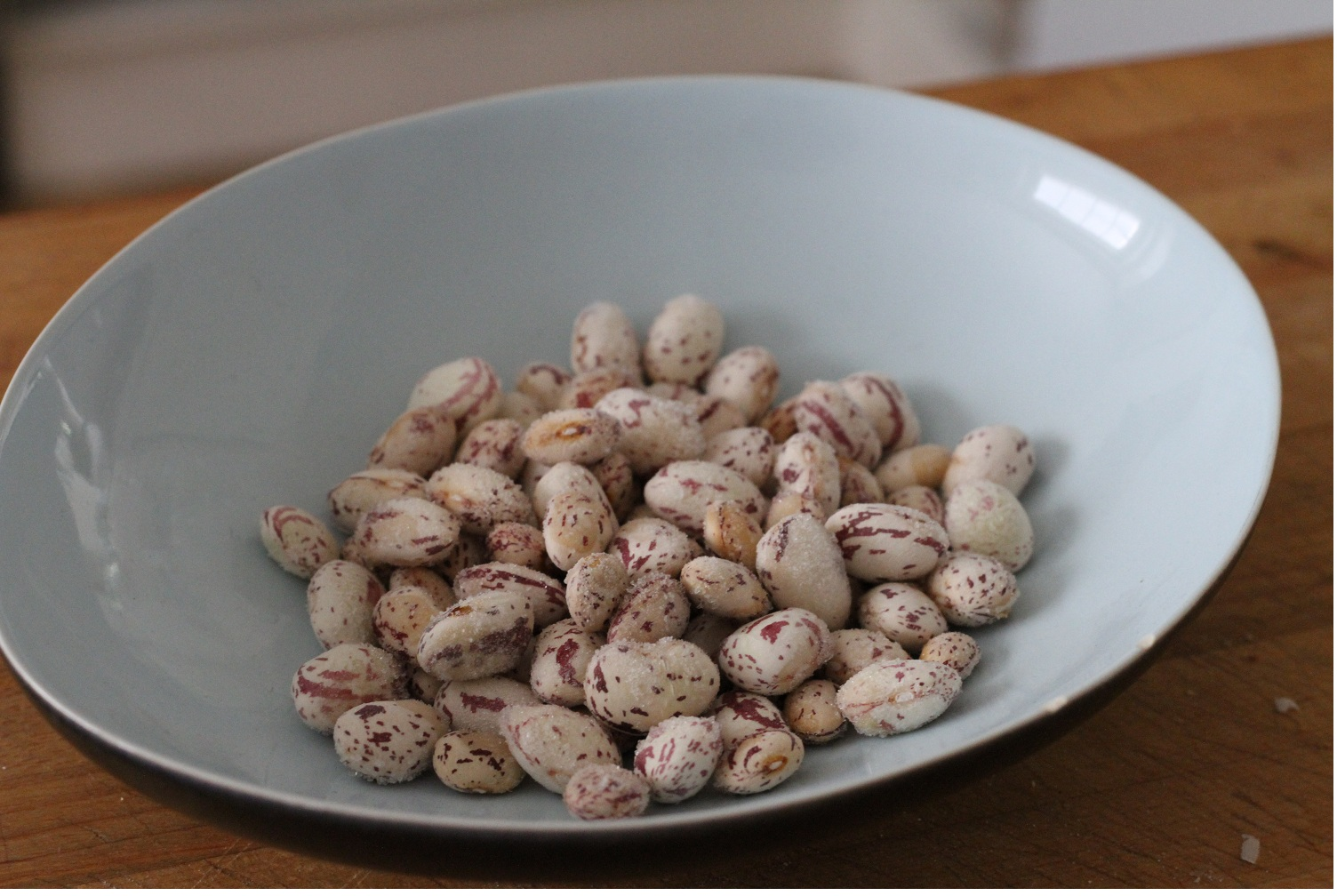 how to grow come dry dermason beans