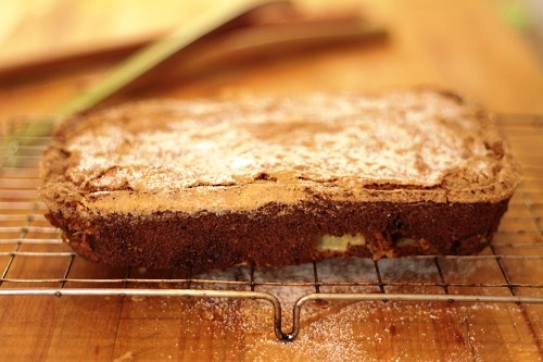 Rhubarb Cake (1) - Copy