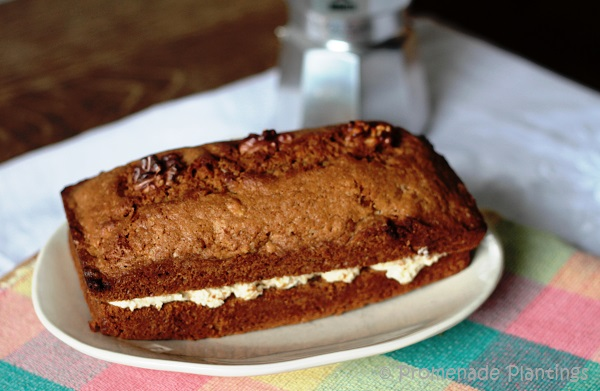classic coffee and walnut loaf cake now with a coffee buttercream ...