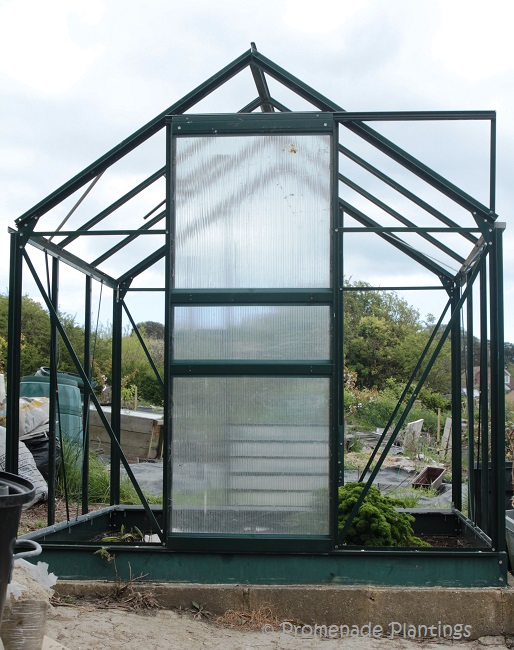 See through Greenhouse