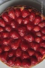 New York Style Strawberry Cheesecake (8)