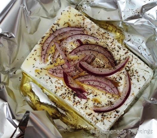 Baked Feta in Foil (3)